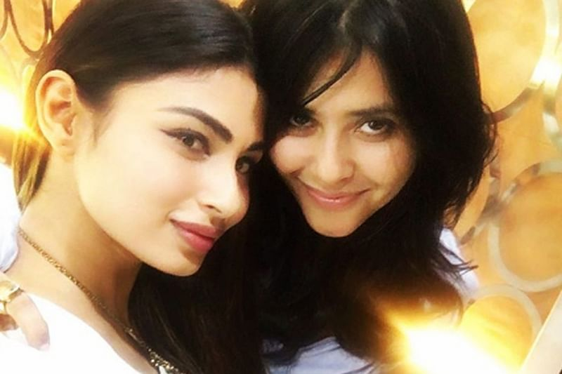 Ekta Kapoor wants Mouni Roy to shine like Gold on screen