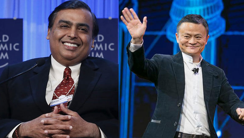 Alibaba to invest USD 5 billion in Mukesh Ambani's Reliance Retail?