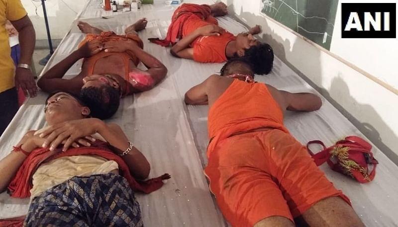 Muzaffarpur stampede: 15 injured in Garibnath Temple ruckus, situation under control