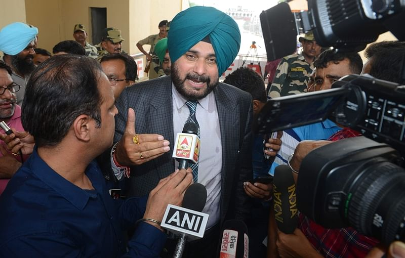Amritsar train tragedy: Navjot Singh Sidhu points loopholes, holds Railways and Centre responsible