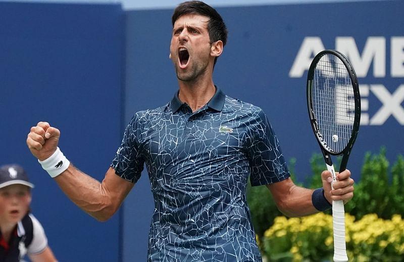 US Open 2018: Novak Djokovic survives heat, beats Fucsovics to reach 2nd round