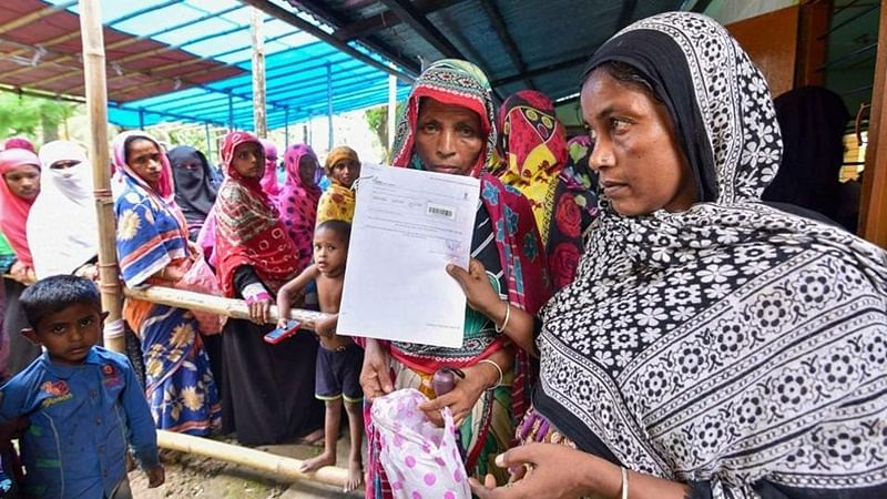 People who applied till last date eligible to make claims in Assam's NRC list: Officials