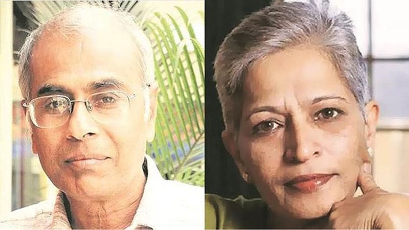 ATS strongly suspects Dabholkar, Gauri Lankesh killings are linked