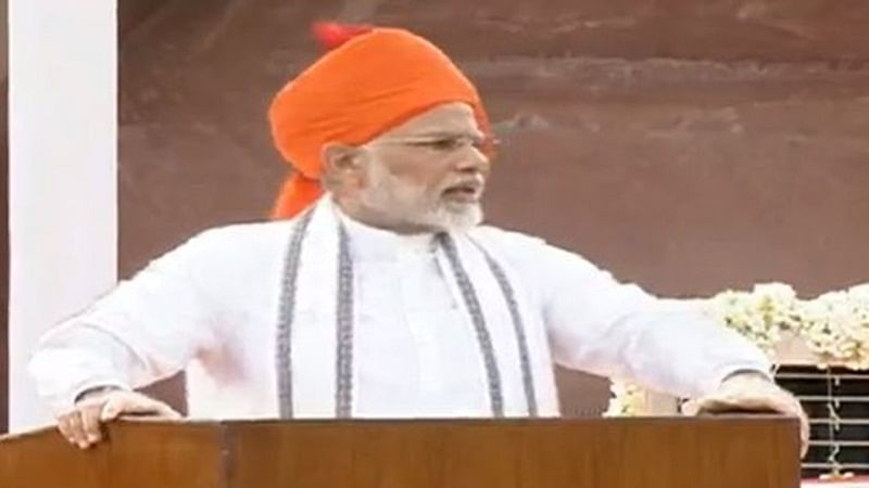 PM Modi resumes trend of delivering long Independence Day speeches