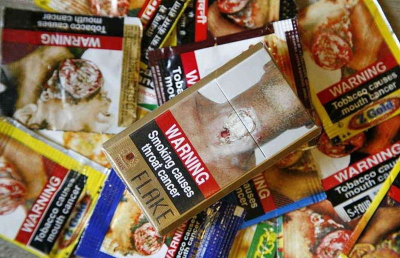 New pictorial warning for tobacco products issued, to be used from September 1