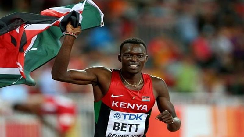 Kenyan athlete Nicholas Bett dies in car crash