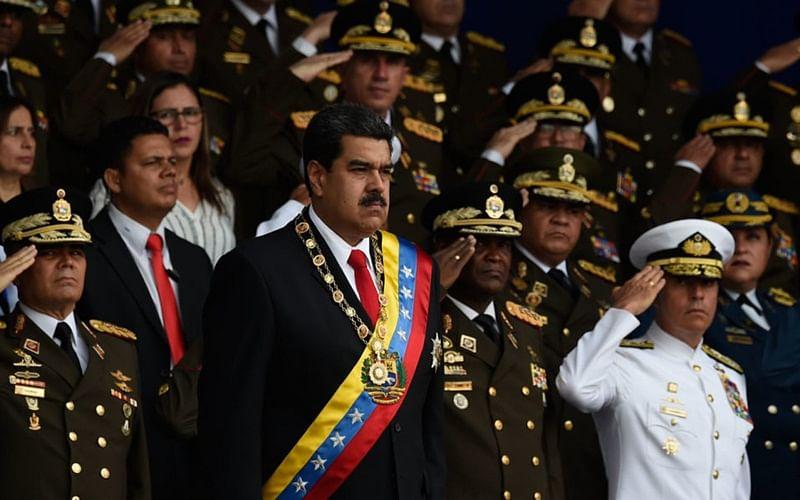 Venezuela: $50 million offered for President Nicolas Maduro murder attempt, says government