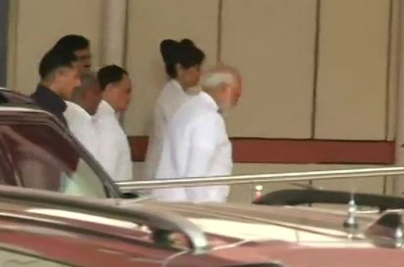 Atal Bihar Vajpayee health updates: Modi re-visits at AIIMS to inquire former-PM's condition