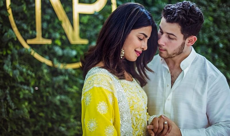 Ahead of wedding, Priyanka Chopra's Mumbai house decked up with lights; see video