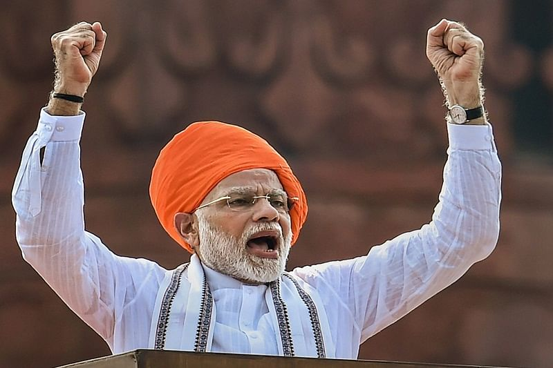 PM Modi projects himself as impatient agent of change in Independence Day speech, hails India's rise under his govt