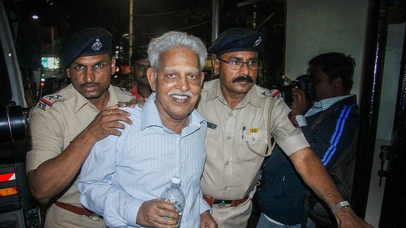 Elgar Parishad case: Varavara Rao's family approaches NHRC; seeks updates on his health