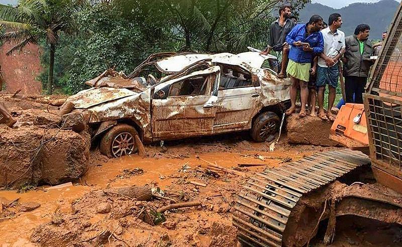 Kerala rains: 22 dead in rain related incidents, Red alert in Idukki reservoir