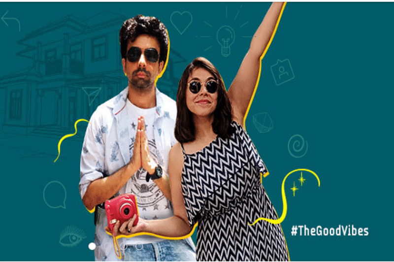 Naveen Kasturia and Maanvi Gagroo are back to woo millennials with 'The Good Vibes'