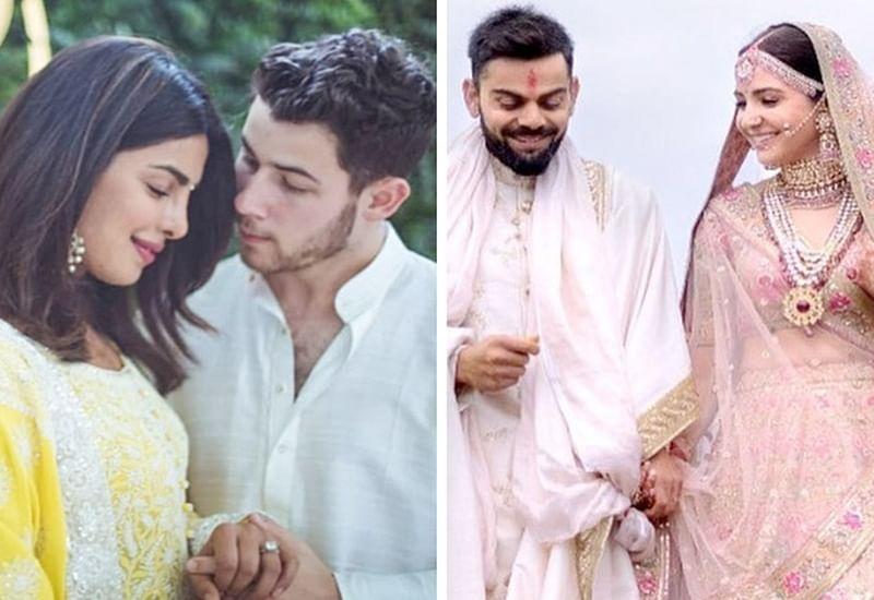 Priyanka Chopra–Nick Jonas opted for same wedding planner as Anushka Sharma–Virat Kohli for their engagement; check out