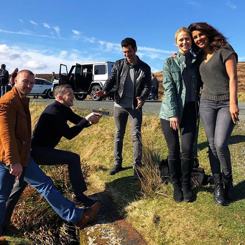 Priyanka Chopra says goodbye to Quantico with special memories, shares emotional post; check out