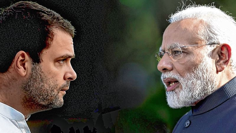 Rafale deal: Rahul Gandhi slams PM, says Modi refuses to pay dues of HAL