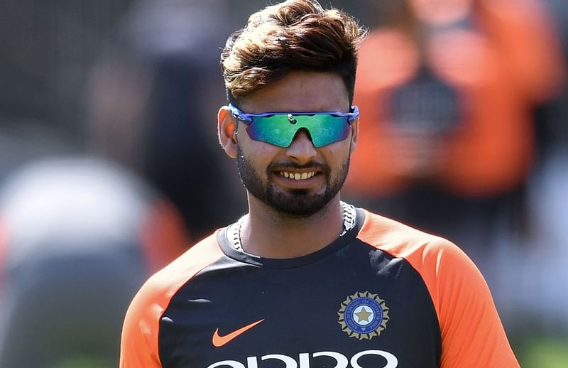 IPL: Rishabh Pant's uncanny 'chauka' prediction has fans crying foul