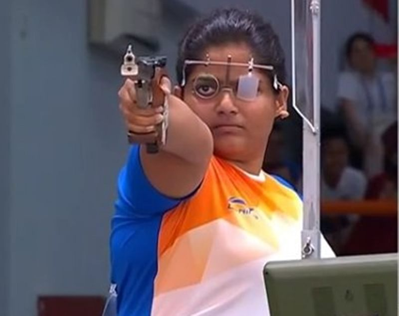 Asian Games 2018: Shooter Rahi Sarnobat clinches gold in 25m pistol shooting