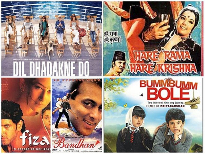 Raksha Bandhan 2018: 6 Bollywood films that celebrate the beautiful bond of siblings