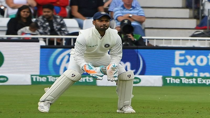 India vs Australia: Pant equals world record with 11 catches in 1st Test, grabs most catches by India-wicketkeeper