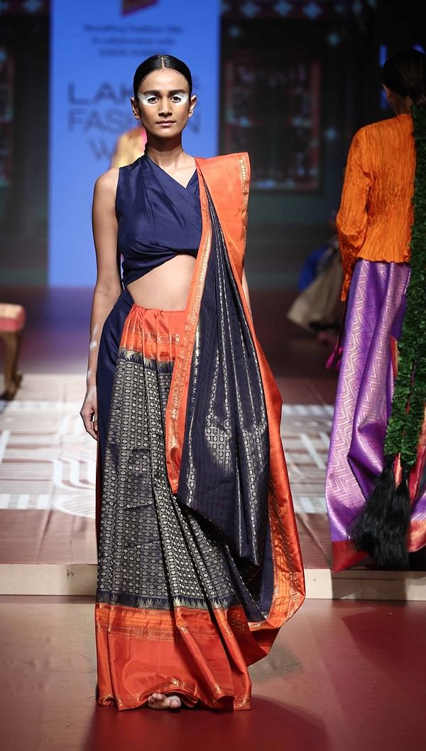 Traditional with a twist! 6 designer ways to re-style, re-use, re-vamp silk sarees