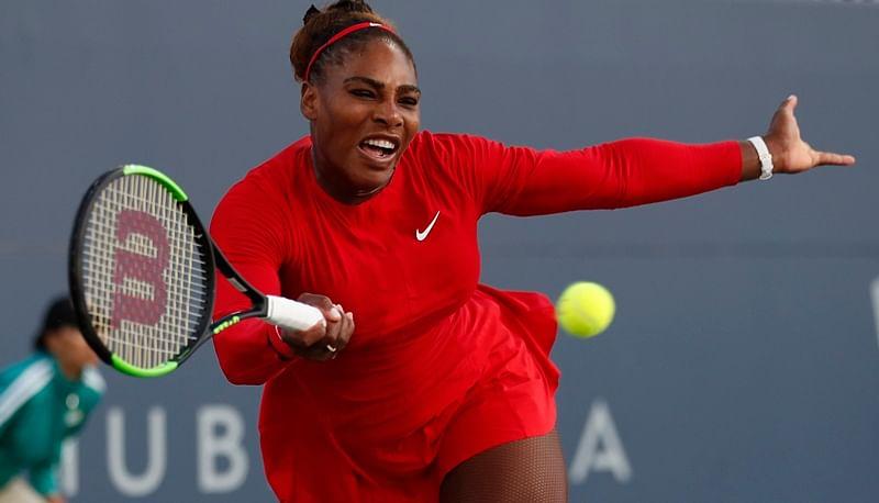 Johana Konta hands Serena Williams career's biggest one-sided defeat