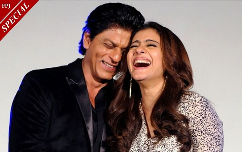Happy Birthday Kajol: Treasure the strong bond of BFFs Shah Rukh Khan and Kajol on this friendship day