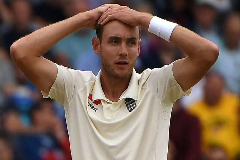 India vs England 3rd Test: Stuart Broad fined 15 percent of match fee following aggressive send-off to Pant