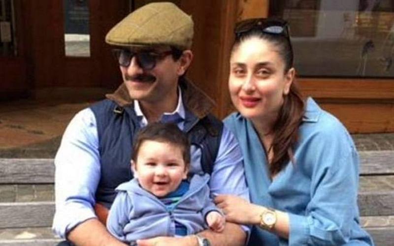 Saif Ali Khan Birthday Special: A look at Saif's bond with Amrita, Kareena, Sara Ali Khan, Ibrahim and Taimur