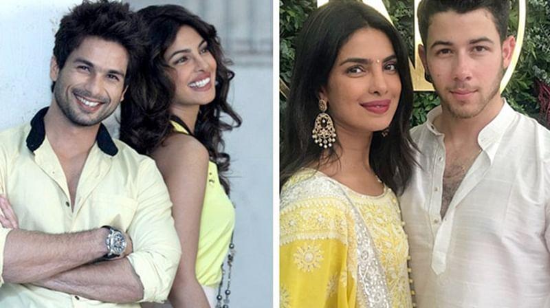 Priyanka Chopra-Nick Jonas engagement: Ex-flame Shahid Kapoor wishes PeeCee