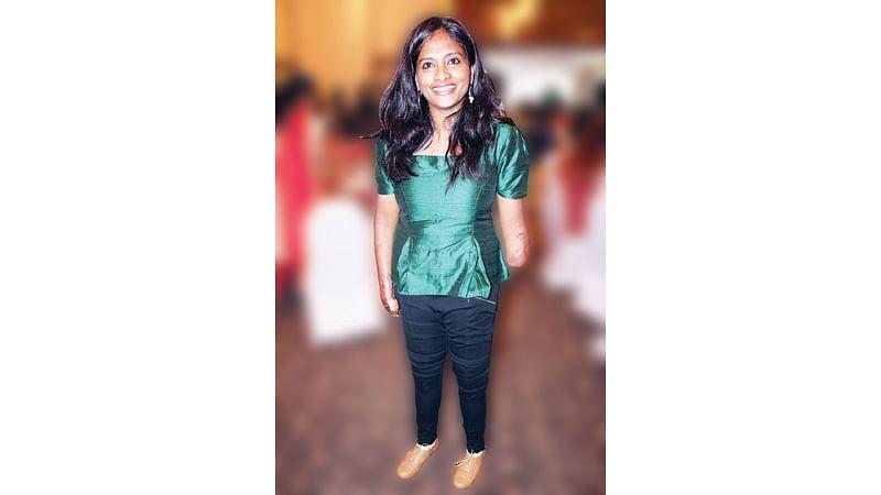 Shalini Saraswathi wants to make India proud at Paralympics 2020