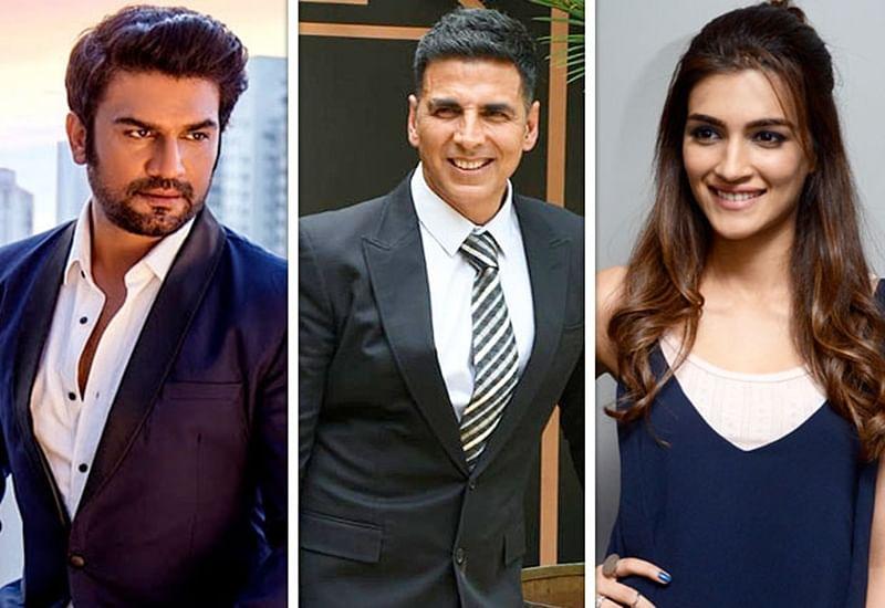 Housefull 4: Sharad Kelkar joins the ensemble cast of Akshay Kumar, Kriti Sanon starrer