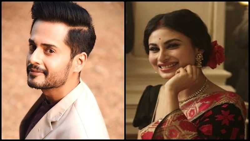 Why that sad lip job? Shardul Pandit wonders about Gold actress Mouni Roy