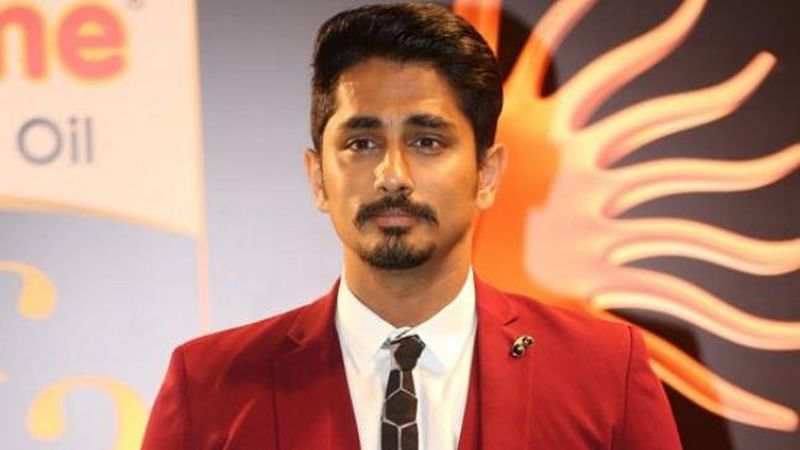 Kerala Donation Challenge: Actor Siddharth challenges internet users to help flood-affected Kerala; read tweet