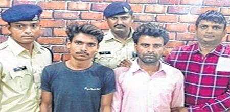 Indore: Simrol blind murder case solved, accused wanted to marry wife of deceased