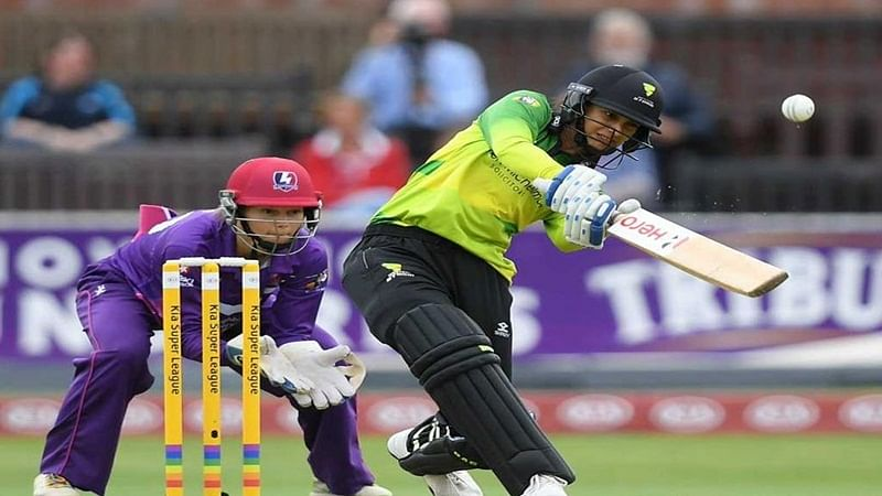 Women's T20 Super League: Smriti Mandhana smashes century to lead Western Storm to victory