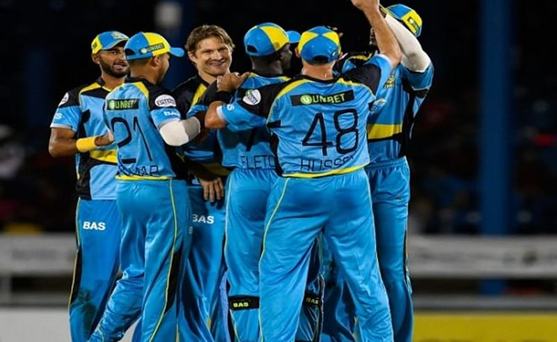 St Lucia Stars vs Guyana Amazon Warriors CPL 2018 Match 15 LIVE streaming: When and where to watch in India