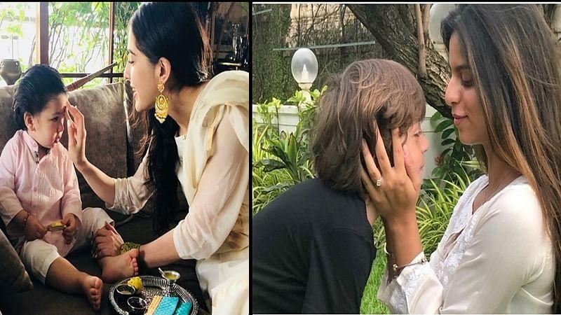 Raksha Bandhan 2018: Suhana Khan-AbRam, Sara Ali Khan-Taimur, Alia-Yash-B-town's Rakhi with little munchkins