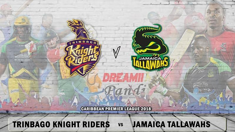 TKR vs JAM CPL 2018 Match 3: FPJ's dream XI for Trinbago Knight Riders and Jamaica Tallawahs