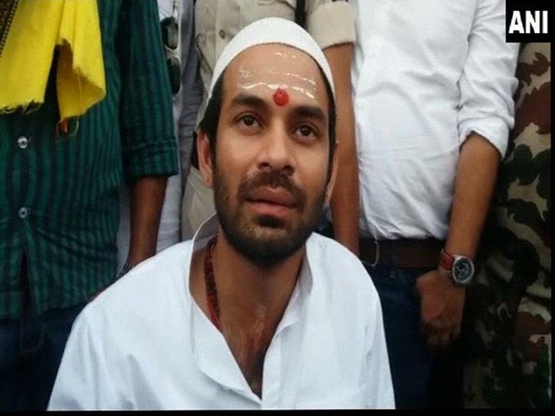 RJD contemplates action against Tej Pratap Yadav