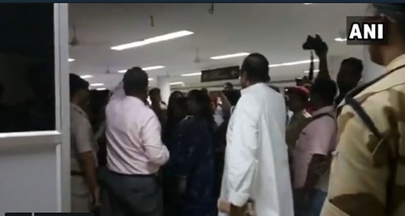 Assam NRC row: TMC delegation detained at Silchar Airport