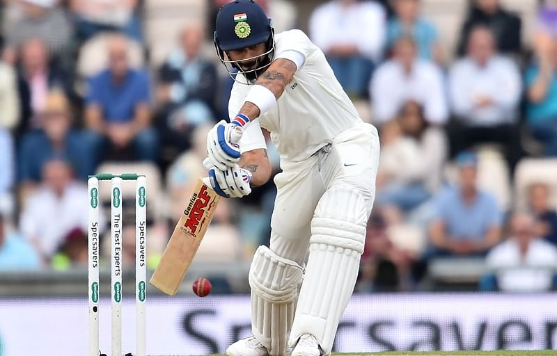 India vs England 4th Test Day 2: Kohli, Pujara propel India to 100/2 at lunch