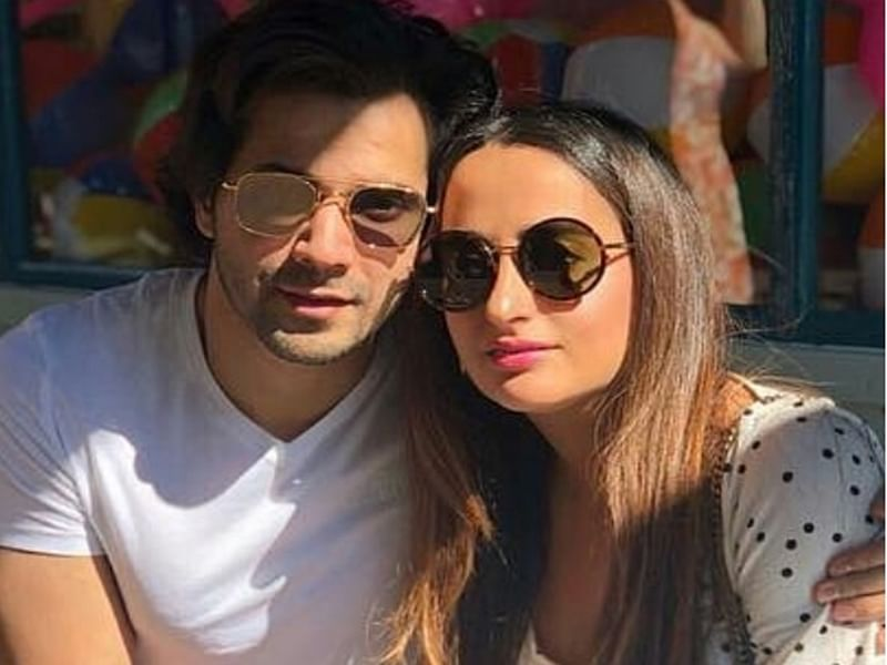 Varun Dhawan and Natasha Dalal's beautiful chemistry in this lovely picture will make you go awww; check out