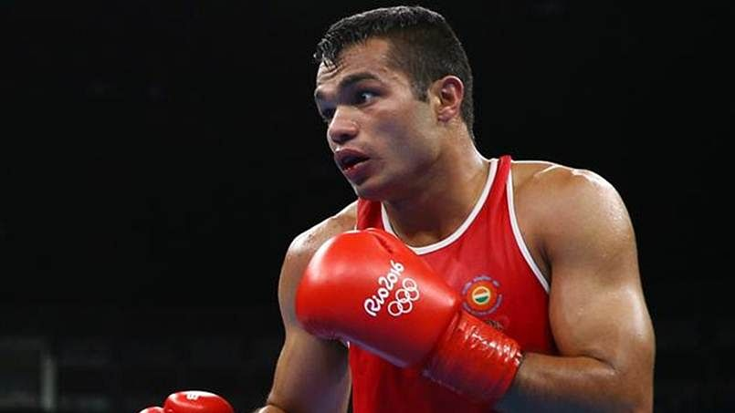 Boxer Vikas Krishan gets approval from SAI to train in US till November 30