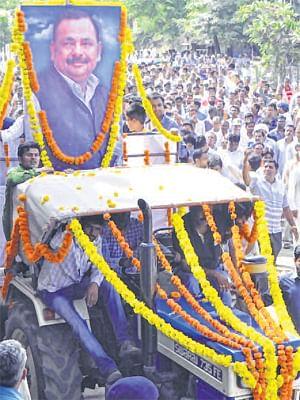 Virendra Singh passes away