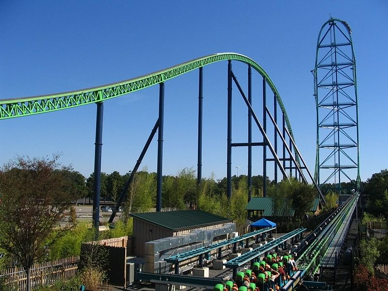 Roller Coaster Day: Ride in the sky with these record-breaking roller coasters from around the globe