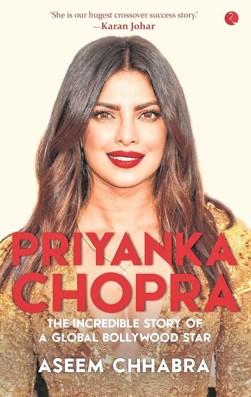 Priyanka Chopra: The Incredible Story of a Global Bollywood Star by Aseem Chhabra-Review