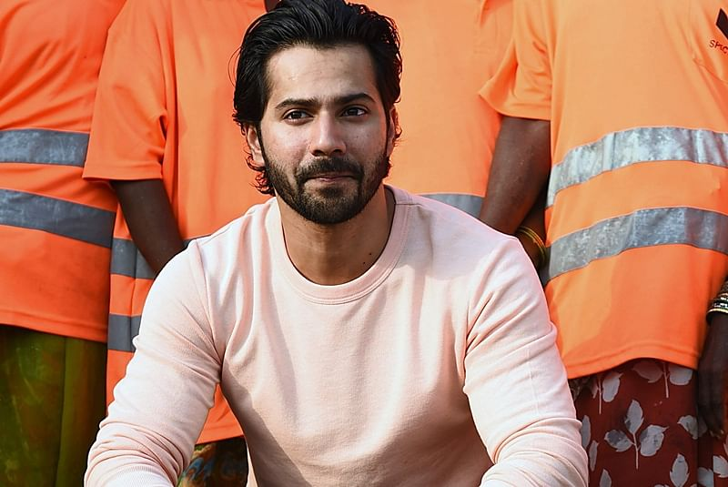 Varun Dhawan: Media has given me six fictional girlfriends