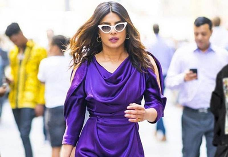 Priyanka Chopra's cat eye shades