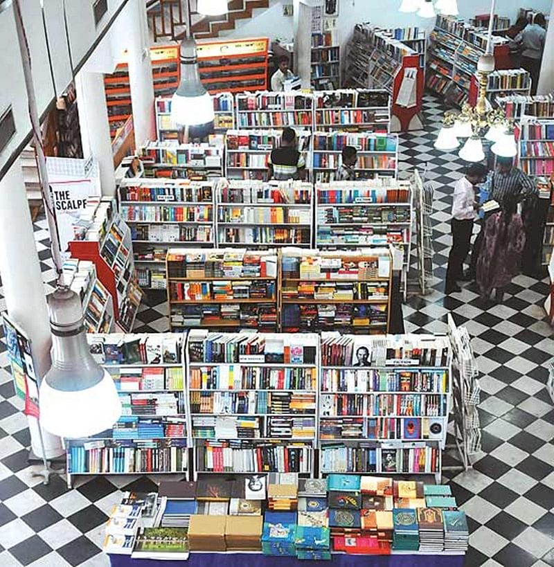 Higginbothams: Higginbothams is one of country's oldest surviving bookstores, Kolkatta